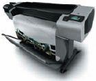 Принтер HP Designjet T1300 ePrinter (Предоставлено  HP)