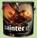 В честь 20-летнего юбилея, помимо стандартной коробочной, выпущена специальная версия Corel Painter 12 в красочной жестяной банке. Это своего рода возвращение к истокам, ведь именно в таком виде программа поступила в продажу в первый раз