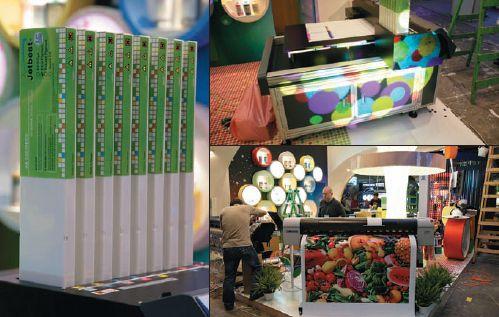 Чернила Jetbest на спиртовой основе успешно используются в доработанных планшетных и рулонных принтерах