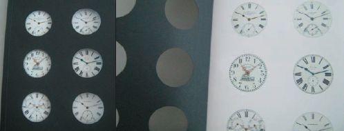 Сочетание печатного сюжета с отверстиями в обложке