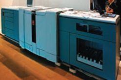 Впервые в России — чемпион по скорости печати среди листовых монохромных ЦПМ. Oce VarioPrint 6000 Ultraвыдаёт до 314отт./мин
