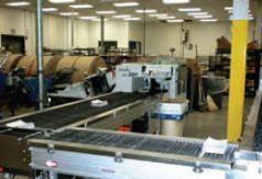 Установленная в Harlequin цифровая линия способна отпечатать и изготовить за час более 1000 книг в бумажной обложке