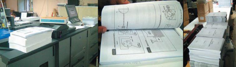 Монохромная ЦПМ Konica Minolta bizhub Pro 1051 печатает блоки для книг, журналов и каталогов с качеством, сравнимым с офсетом. Великолепная передача полутонов гарантирует качественную печать ч/б фотографий, любых графиков и диаграмм