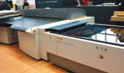 Система Kodak Flexcel NX Wide с ламинатором позволяет выводить формы до 1097x1554 мм с разрешением 2400 dpi
