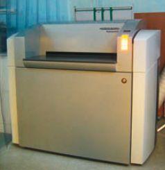 CTP Suprasetter A75: для вывода форм офсета без увлажнения используются термальные СТР