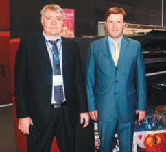 Руководить Prizmix будет директор Алексей Сафронов (справа). Антон Сапежинский — бренд-менеджер