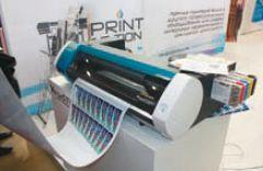 Roland DG Corporation представила VersaSTUDIO BN-20 — настольный плоттер/каттер с шириной печати до 50 см, использующий и обычные, и металлизированные чернила