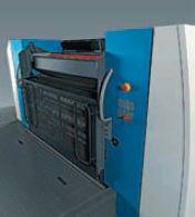 Печатная секция Rapida 105 с полуавтоматом смены форм SAPC