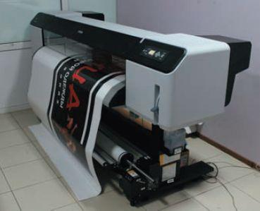 Печать на баннерных материалах — отличный бонус для предприятия, специализирующегося на интерьерной печати