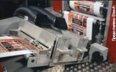 Для упаковщиков Eltosh предлагает системы УФ-отверждения в инертной среде. Предосталено Eltosch