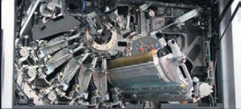 Люди, хорошо знакомые с устройством ЦПМ HP Indigo, сразу заметят множество изменений в конструкции