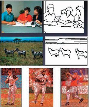 Результаты выполнения различных задач программами автоматической обработки фото