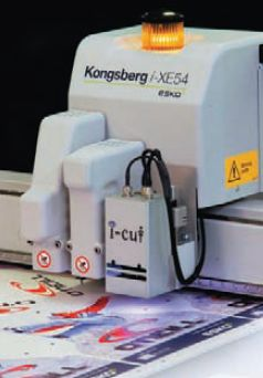 Kongsberg i-XE54