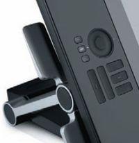 Рис. 2. Клавиши Express Keys и кольцо Touch Ring