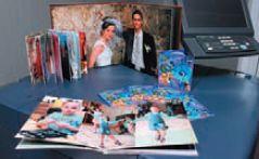 Высокое качество печати bizhub PRESS C70hc позволило заняться выпуском фотокниг, а широчайший цветовой охват— печатать запоминающуюся рекламную продукцию, в т. ч. баннеры 320в1200 мм