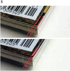 Повторное увлажнение предотвращает деформацию страниц при комбинированном производстве