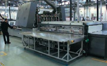 Наибольшее количество деталей (9000 шт.) нужно для строительства модели FB7600. Слот для неё занимает 125 м2