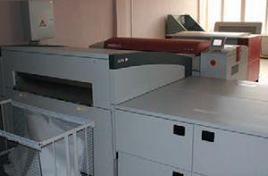 В 2010 г. введено в строй термальное устройство Agfa Avalon N8-20-S с автозагрузчиком и встроенной системой пробивки форм