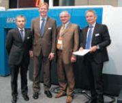 На фото (слева направо): генеральный директор