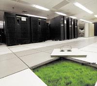 Рисунок 1. В рамках проекта Big Green компания IBM ежегодно тратит 1 млрд долларов на оснащение ЦОД более экологичным оборудованием.