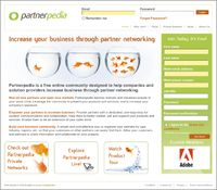 Сайт Partnerpedia предоставляет в виде сервисов программы, предназначенные специально для организации каналов продвижения ИТ-продуктов