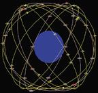 Условия ипорядок предоставления сигналов ГЛОНАСС потребителям определяет Минобороны, которое также управляет орбитальной группировкой иобменивается соответствующими данными сФедеральным космическим агентством