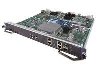Модули H3C SecBlade предназанчены для коммутаторов H3C Switch 9500E и шасси 7500E Ethernet, а также стекируемых коммутаторов H3C Switch 5820