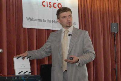 Андрей Харитонов: «Интерес к беспроводным сетям даже в условиях кризиса продолжает оставаться высоким»