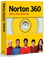 Norton 360 2.0 сочетает в себе функциональность программ Norton Internet Security и Norton AntiVirus с добавлением механизма создания резервных копий данных