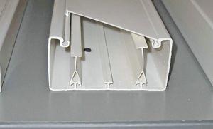 Рисунок 3. Кабель-канал серии INSTA с разделительными перегородками.