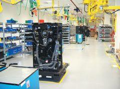 На линии сборки — цифровая рулонная офсетная машина HP Indigo ws6000