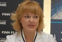 Анастасия Гущина ожидает от реализации проекта улучшения качества обслуживания клиентов и повышения их удовлетворенности