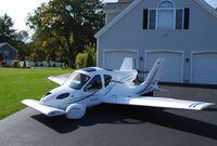 В компании Terrafugia предпочитают называть свой Transition ездящим самолетом, а не летающим автомобилем
