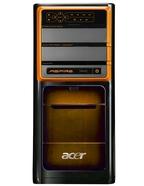 Acer Aspire M7720 оснащен сенсорной панелью для управления мультимедийными функциями