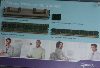 Такие модули памяти являются уникальным предложением, так как компания Qimonda обладает собственным полным циклом производства