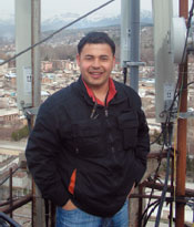Фотех Шарипов: «Теперь иметь телефон 3G престижно»
