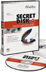 Secret Disk NG 4.0 имеет ряд усовершенствований, которые позволяют эффективно использовать этот вид защиты на мобильных компьютерах