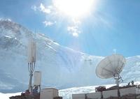 Базовая станция сотовой связи Huawei, установленная на Эвересте, питается от солнечной энергии