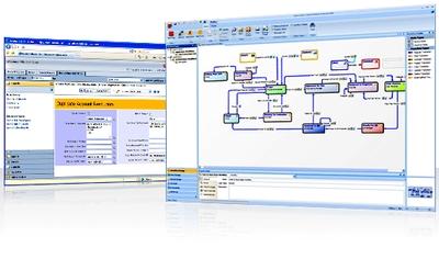 Serena TeamTrack (теперь этот продукт называется Serena Business Mashup Server) - платформа создания Web-приложений для управления процессами, происходящими в ИТ-подразделениях
