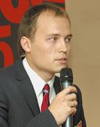 Михаил Берлизев, руководитель проектов департамента стратегического планирования «Комстар-ОТС»: «Мы подписали стратегическое соглашение сIntel по развитию WiMAX инамерены предоставлять доступ на основе этой технологии наряду сWi-Fi»