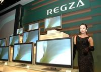 Пока в линейке телевизоров Toshiba REGZA только два устройства с технологией Resolution+, но в будущем году планируется увеличить их количество