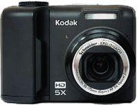 Творческое начало не чуждо и компании Kodak. Аппарат Kodak EasyShare Z1085 IS поддерживает все необходимые для работы функции, не хватает разве что полностью ручного режима управления, однако все же позволительно изменять параметры выдержки и диафрагмы. Аппарат довольно компактен, и, в отличие от соперников, без проблем помещается в кармане