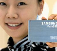 Один из энтузиастов перехода к широкому использованию SSD в корпоративной сфере, компания Samsung, подготовила твердотельный накопитель емкостью 128 Гбайт, а к концу текущего года в продажу может поступить модель емкостью уже 256 Гбайт