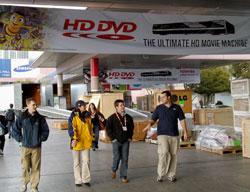 Сторонники HD-DVD не считает, что битва форматов уже закончилась