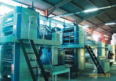 Одна из новейших инсталляций машин Pressline-30 с двумя башнями была в Индонезии