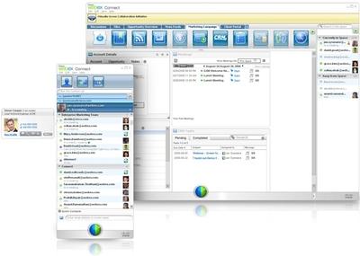 Особое место в череде новинок Cisco занимает решение WebEx Connect, которое позиционируется как платформа Web 2.0.