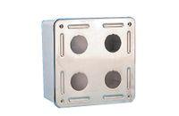 Розеточные коробки Eurolan Industrial