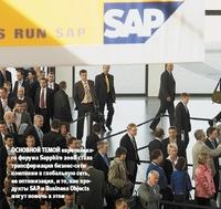 Основной темой европейского форума Sapphire 2008 стала трансформация бизнес-сети компании вглобальную сеть, ее оптимизация, ито, как продукты SAP иBusiness Objects могут помочь вэтом