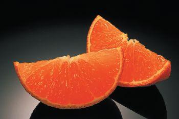 Такая реклама может пахнуть только апельсином