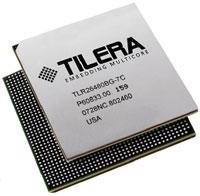 Новичок микропроцессорной отрасли компания Tilera продемонстрировала на конференции Hot Chips первый 64‑ядерный матричный процессор. Матрица Tilera состоит из восьми строк ивосьми столбцов
